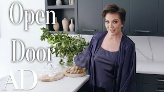 Inside Kris Jenner's Hidden Hills Home    Open Door   Architectural Digest
