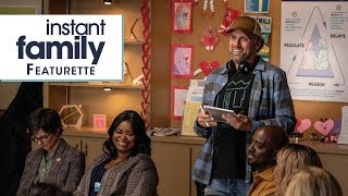 Instant Family (2018)- Featurette: True Family Behind the Scenes- Paramount Pictures