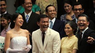 Armand Maulana & Dewi Gita  - Seperti Legenda ( Official OST LOVE & FAITH)