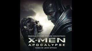 X-Men Apocalypse Soundtrack - 02 The Transference by John Ottman
