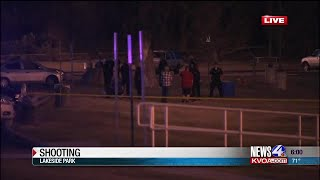 TPD investigating shooting at Lakeside Park on Tucson East Side