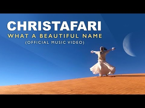 What A Beautiful Name - Christafari (Official Music Video) Hillsong Worship cover [Avion Blackman]