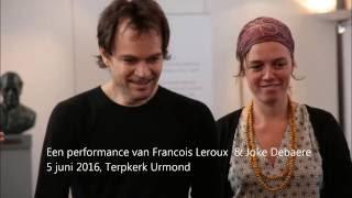 Culturele Werkgroep Stein presenteert: Ha!Man Francois Leroux & Joke Debaere