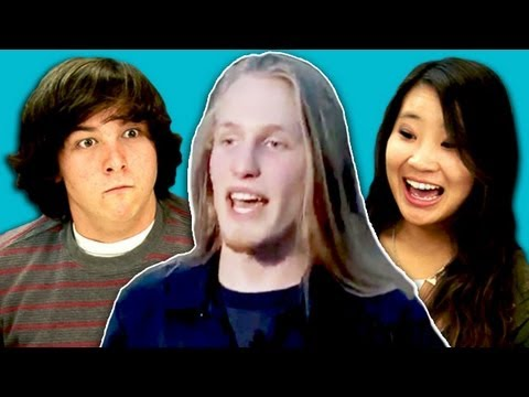 Teens React to Student Lectures Teacher Jeff Bliss