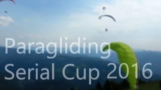 Paragliding Serial Cup 2016 Slovenia