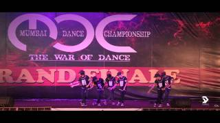 MDC 2015 presented by ADA (DYNAMIC DANCE CREW) 1st RUNNER UP