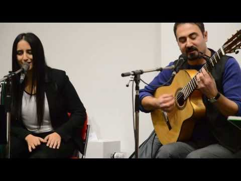 Mikaîl Aslan Ensemble & Birsen Tarhan Serva Ma 2014