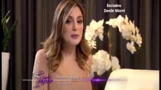 Gabriela Vergara: En Venevision me amenazaron para que no trabajara en otro país