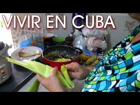 La Vida en Cuba Casa Comida y Carro