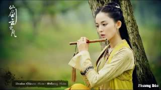 Chinese Bamboo Flute Zen Relaxing Music Playlist, For Meditation Spa Yoga Síntese de música chinesa