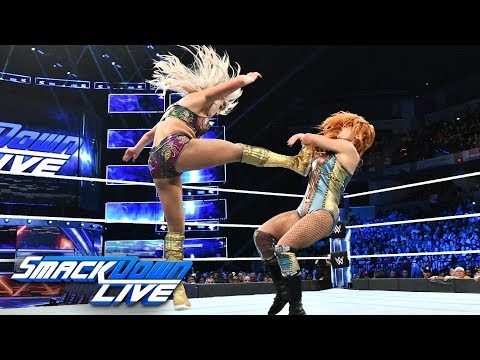 Xxx Mp4 Becky Lynch Vs Charlotte Flair SmackDown Women S Championship Match SmackDown LIVE Oct 9 2018 3gp Sex
