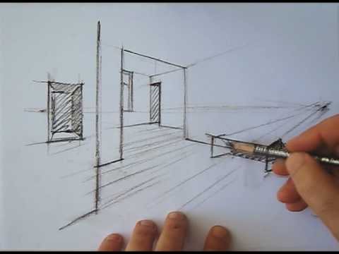 drawing perspective how to draw perspective