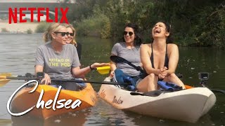 Broad City's Ilana Glazer and Abbi Jacobson take Chelsea Kayaking  | Chelsea | Netflix