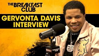 Gervonta Davis On Floyd Mayweather, Mike Tyson Mentality + His Next Fight