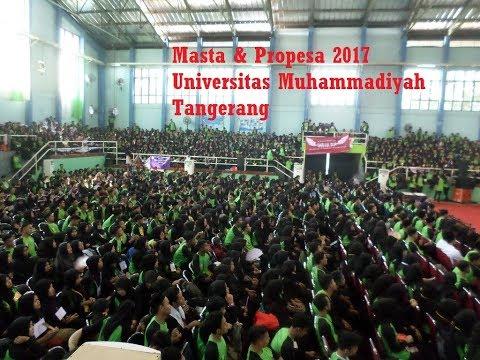 Masta & Propesa 2017 - Universitas Muhammadiyah Tangerang