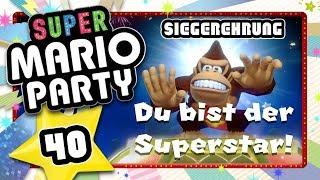 SUPER MARIO PARTY 🎲 #40: Siegerehrung, Credits & Toad-Tablet [ENDE]