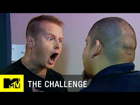 The Challenge: Battle of the Bloodlines | 'Abram's Issues' Official Aftershow Clip | MTV