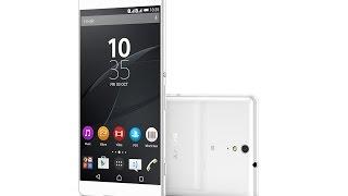 استعراض للهاتف Xperia C5 Ultra:أفضل هاتف لمحبين السيلفي؟