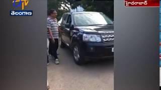 Cricketer Ambati Rayudu Manhandles Senior Citizen | in Hyderabad
