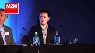 M2M to IoT: Emerging Trends and Opportunities - M2M WORLD CONGRESS 2015