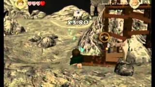 LEGO Lord of the Rings Walkthrough: Characters #15   Easterling, Mordor Orc & Gothmog