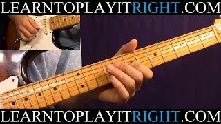 Comfortably Numb Solo 2 - Pink Floyd - Fast and Slow (HD)