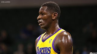 Isaac Bonga continuing to show growth in the G League | South Bay Lakers