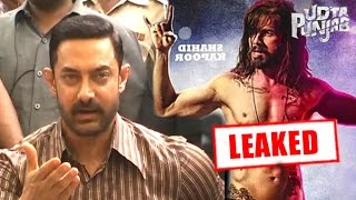 Aamir Khan Requests NOT To Watch Leaked Udta Punjab Movie Online