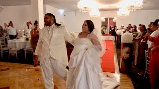 Incredible Wedding Party Entrance | Introducing Mr & Mrs Charles & Madylaine Tu