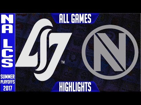 Xxx Mp4 CLG Vs Team Envy Highlights ALL GAMES NA LCS Play Offs Quarter Finals Summer 2017 CLG Vs NV 3gp Sex