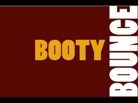 Booty Bounce Typography song is by DJ Funk