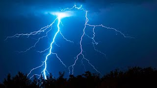 Rain Sounds on Roof with Thunder | Sleep, Study, Relax | White Noise 10 Hours