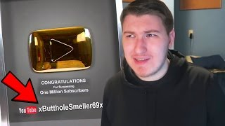 Top 5 Youtubers WHO GOT SENT THE WRONG PLAY BUTTON! (Scarce, Anomaly, & More)