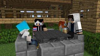 MV เพลง หน้าหนาวที่แล้ว [Minecraft Animation] Zombie Chanel