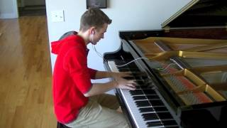 Shawn Mendes: Stitches Elliott Spenner Piano Cover