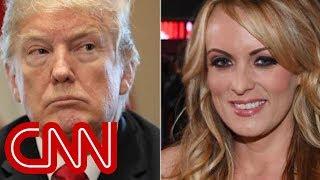 WSJ: President Trump involved in Stormy Daniels hush deal