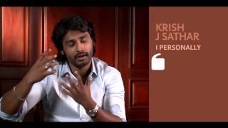 I Personally - Krish J Sathar - Part 01 Kappa TV