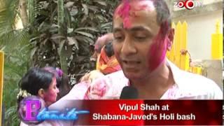 Tisca Chopra, Divya Dutta & more celecbs at Shabana & Javed's Holi party
