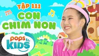 [New] Mầm Chồi Lá Tập 111 - Con Chim Non | Nhạc thiếu nhi hay cho bé | Vietnamese Kids Song