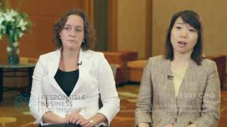 Achieving SDG9 and SDG12 with Leonie Schreve and Herry Cho, ING Bank
