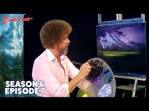 Bob Ross Arctic Beauty Season 6 Episode 7