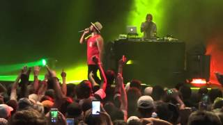 Schoolboy Q - Blessed  (Live)