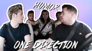 "One Direction — ""Oh No Niall!"" (HUMOR)"