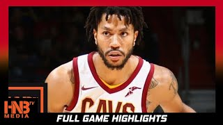 Cleveland Cavaliers vs Milwaukee Bucks Full Game Highlights / Week 4 / 2017 NBA Season