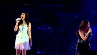Sarah Geronimo and Rachelle Ann Go - Aegis Hits Medley - Pistahang Cebuana