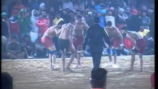 (24) Bihla (Barnala) Kabaddi Tournament 11 Jan 2016