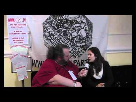 39mo congresso PRNTT - Intervista a Irene Testa