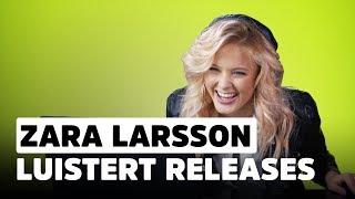 Zara Larsson heeft crush op Lil
