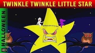 Twinkle Twinkle Little Star (HD) | Halloween Songs Collection | Spooky Nursery Rhyme for Kids