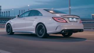 DT Test Drive — 750 HP Mercedes-AMG CLS 63 (2015)
